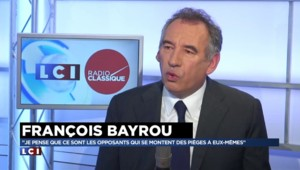 Attentats du 13 novembre : Bayrou dénonce l'attitude des députés