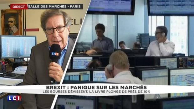 Brexit : le plus gros choc jamais observé sur les marchés ?