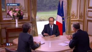 """Hollande et Valls : """"Pas même un fin papier à cigarette"""" ne les sépare"""