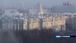 Le 13 heures du 16 février 2014 : Zoom sur : la cit�ajestueuse de Saint-P�rsbourg - 1105.7290565795897