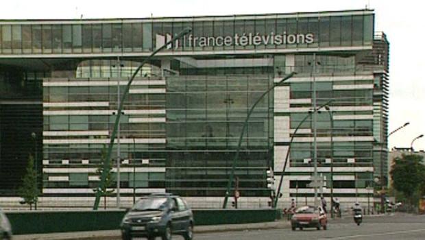 Le siège de France Télévisions