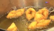 Les ganses, la recette de ces beignets typiques de Mardi Gras dans la région de Nice