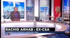 """Rachid Arhab : """"J'étais pour que LCI passe en gratuit"""""""