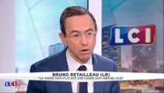 """Retailleau (LR) sur la loi Travail : """"Elle est faite pour 5% des entreprises, les PME passent à côté"""""""