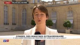 Brexit : François Hollande en première ligne