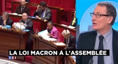 Emmanuel Macron présente son texte à l'Assemblée : le décryptage de Frédéric Delpech