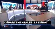 """François Sauvadet (UDI) : """"Tout faire pour battre le FN"""" s'il est présent au second tour"""