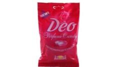 Sachet de bonbons déodorants
