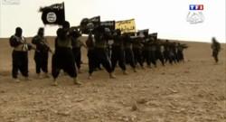 Un camp de formation de jihadiste en Syrie (image de propagande)