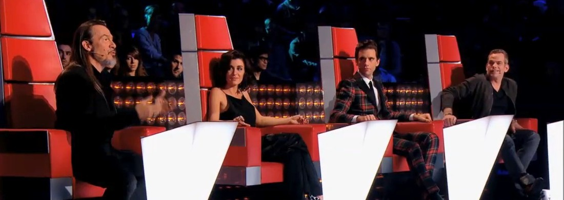 "Regardez et commentez ""The Voice"" en direct"