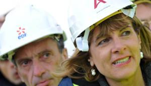 Anne Lauvergeon est l'ancienne présidente du directoire d'Areva.