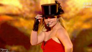 Britney Spears star academy