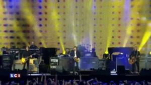 En concert au Stade de France, Paul McCartney électrise 80.000 personnes