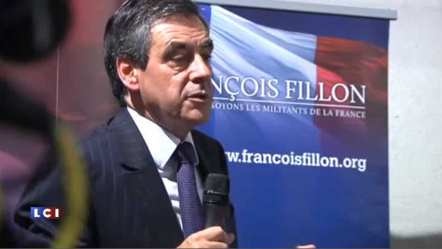 """Fillon: """"ne pas se poser la question du retour de Sarkozy tout le quinquennat"""""""