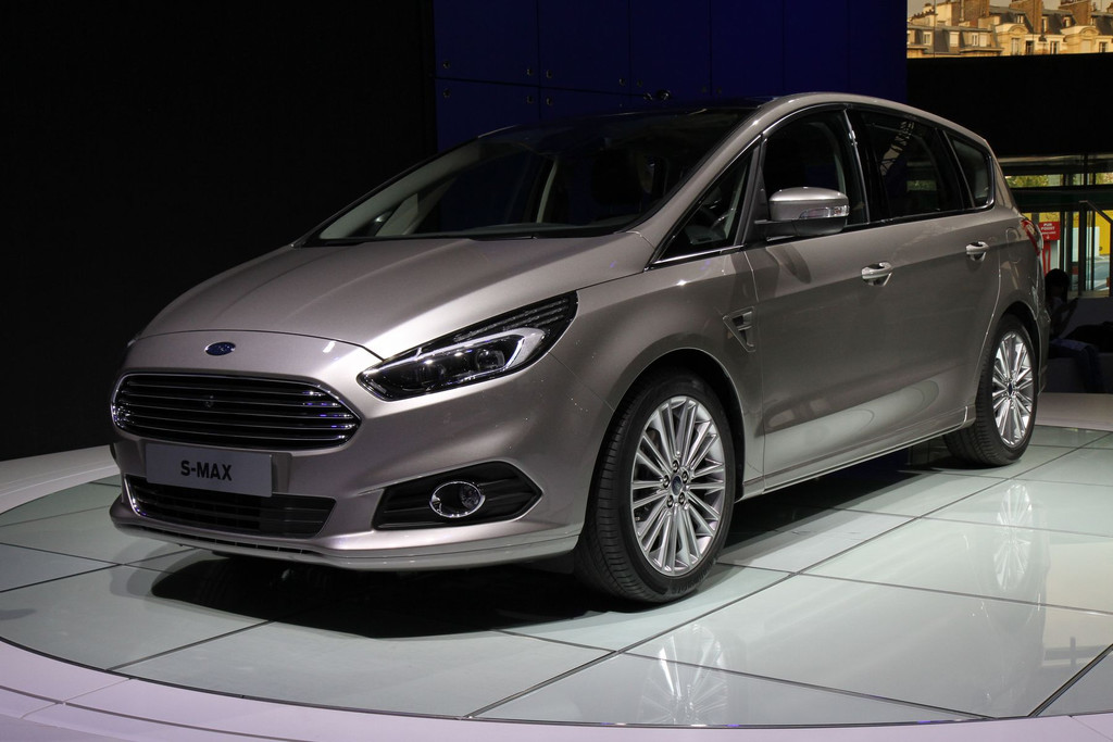 photos automoto le nouveau ford s max en photos au