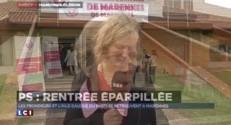 """Paul, Hamon… les frondeurs dénoncent """"les provocations"""" de Macron"""