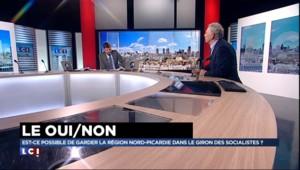 """Régionales Nord-Picardie : """"La gauche réunie gagnera"""" selon Pierre de Saintignon, tête de liste PS"""