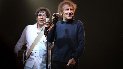 Alain Souchon et Laurent Voulzy vont sortir leur premier album en duo