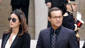 Anissa Delarue et Jean-Luc Delarue, archives