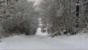 C'est le retour de la neige.