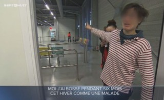 Une passagère pique une crise de nerfs parce qu'EasyJet lui refuse l'embarquement