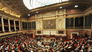 L'Assemblée nationale, en 2011.