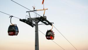 ski teleski télécabine oeufs montagne