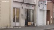 Une épicerie roumaine incendiée à Denain, dans le Nord.