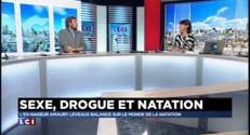 """Amaury Leveaux : """"La natation m'a écoeuré"""""""