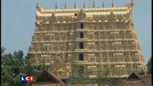Découverte d'un fabuleux trésor en Inde