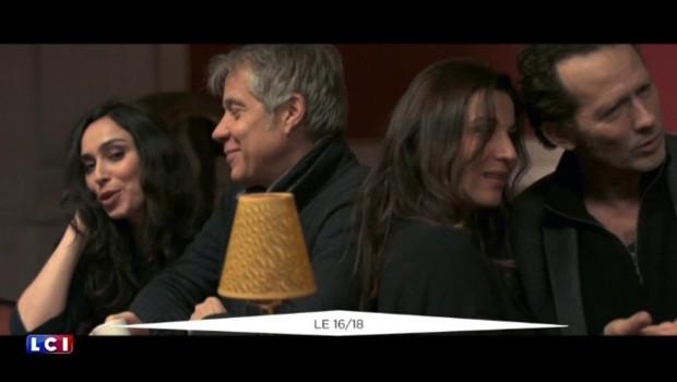 """""""Maris et femmes"""" : le film de Woody Allen adapté au théâtre, les deux héroïnes invitées de LCI"""