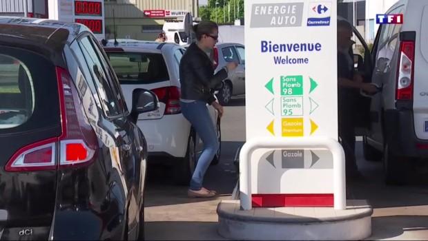 Angers, la pénurie de carburant se précise
