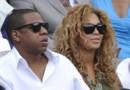 Beyoncé et Jay-Z assistent à la finale entre Rafael Nadal et Robin soderling au tournoi de Roland-Garros