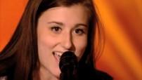 Caroline Savoie chante « Ain't no sunshine » ...