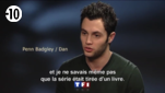 Interview de Penn Badgley : ses dbuts dans Gossip Girl
