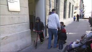 Le 13 heures du 10 février 2015 : Rythmes scolaires : les enfants sont fatigués à Bordeaux - 58.653