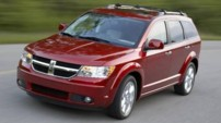 DODGE Journey 2.0 CRD FAP SXT 7pl DCT A - 2009