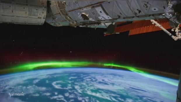 VIDEO. Les magnifiques aurores polaires filmées en ultra-haute définition par la NASA