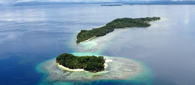 Destination - Archipel de Raja Ampat en Indonésie -Koh Lanta 2011