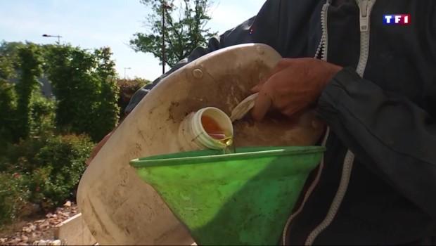 Carburant: la galère des artisans