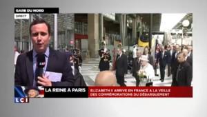 Elizabeth II est en France : ce qui l'attend pendant trois jours