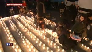 """""""Je suis Charlie"""", manifestations de soutien dans plusieurs villes de France"""