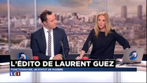 L'édito éco de Laurent Guez : fonctionnaire, un statut de marbre