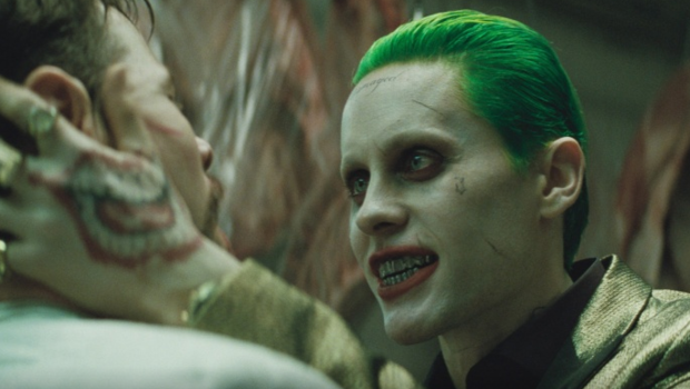 Le Joker (Jared Leto) dans Suicide Squad