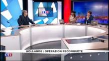 """Primaire de gauche : """"Emmanuel Macron est le candidat de cœur de François Hollande"""""""