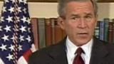 Bush n'exclut plus d'attaquer l'Iran