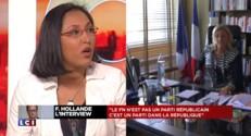 """Interview de François Hollande : """"Le président a choisi de faire des réformes dans la durée, quitte à ce que ça lui coûte"""""""