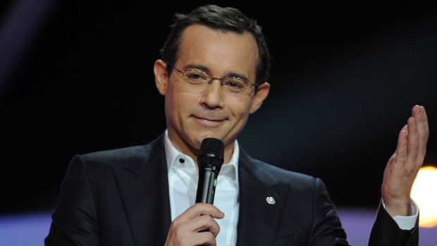 Jean-Luc Delarue en mars 2010