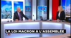 """Loi Macron sur la croissance : """"Pas les réformes fondamentales que nous attendons"""""""