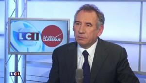 """Loi sur le renforcement de l'état d'urgence : """"Oui, je la voterai"""" annonce Bayrou"""